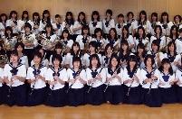 佼成学園女子中学高等学校 吹奏楽部